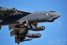 Red Flag 20-2  Boeing B-52H Stratofortress  96th Bomb Squadron - United States Air Force