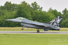 Tactical Weapons Meet - 2017  General Dynamics F-16A Fighting Falcon  349 Squadron - Belgian Air Force