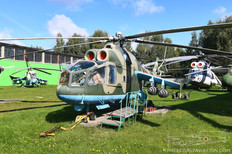 Central Air Force Museum  Mil Mi-24A Hind