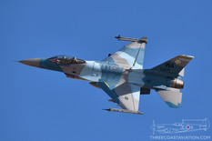 Red Flag 19-1  General Dynamics F-16C Fighting Falcon  64th Aggressor Squadron - United States Air Force