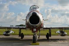 Airshow London - 2018  North American F-86E Sabre