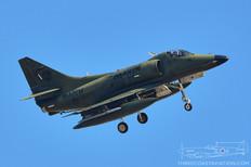 Nellis AFB - Dec 5, 2019  Douglas A-4K Skyhawk  Draken International
