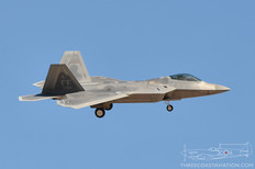 Red Flag 17-4  Lockheed Martin F-22 Raptor  94th Fighter Squadron - United States Air Force