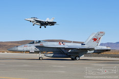 NAS Fallon - Oct 30, 2019  Boeing F/A-18E Super Hornet  VFA-131 Wildcats - United States Navy