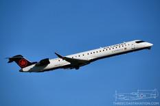 CYYZ - May 31, 2020  Bombardier CRJ900  Jazz Aviation LP