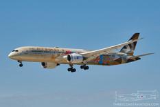 CYYZ - Apr 26, 2021  Boeing 787-9 'Choose Thailand'  Etihad