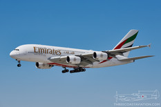 CYYZ - May 1, 2021  Airbus A380  Emirates