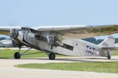 EAA AirVenture Oshkosh - 2019  Ford Tri-Motor 5-AT-B  Liberty Aviation Museum