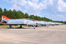 Phantom Conference - 2010  McDonnell Douglas QRF-4C Phantom II  82nd Aerial Targets Squadron - United States Air Force
