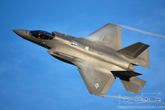 Nellis AFB - Mar 11, 2020  Lockheed Martin F-35A Lightning II  6th Weapons Squadron - United States Air Force