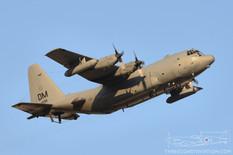Nellis AFB - Jun 7, 2018  Lockheed EC-130H Compass Call  United States Air Force