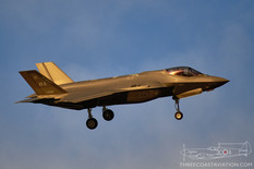 Nellis AFB - Jun 7, 2019  Lockheed Martin F-35A Lightning II  6th Weapons Squadron - United States Air Force