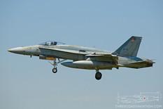CFB Trenton - Jun 9, 2020  McDonnell Douglas CF-188A Hornet  425 Tactical Fighter Squadron - Royal Canadian Air Force