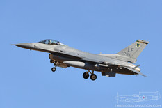 Luke AFB - Apr 5, 2017  General Dynamics F-16C Fighting Falcon  310th Fighter Squadron 'Top Hats' - United States Air Force