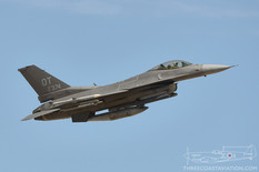 Nellis AFB - Jun 7, 2018  General Dynamics F-16C Fighting Falcon  422nd Test and Evaluation Squadron - United States Air Force