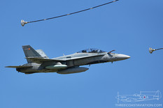 Airshow London - 2020  McDonnell Douglas CF-188B Hornet  433 Tactical Fighter Squadron - Royal Canadian Air Force