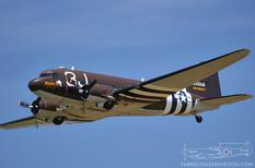 Geneseo Airshow - 2005  Douglas C-47 Skytrain 'Bones'