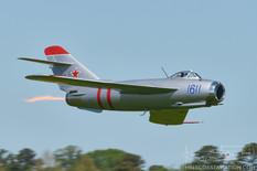 Air Power over Hampton Roads - 2016  Mikoyan-Gurevich MiG-17F Fresco-C  Fighter Jets Inc