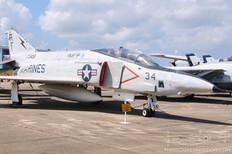 Phantom Conference - 2010  McDonnell Douglas RF-4B Phantom II  National Naval Aviation Museum