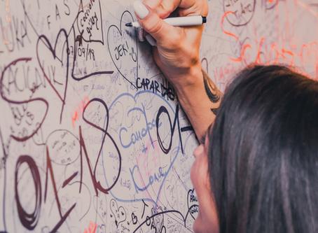 Create an idea wall