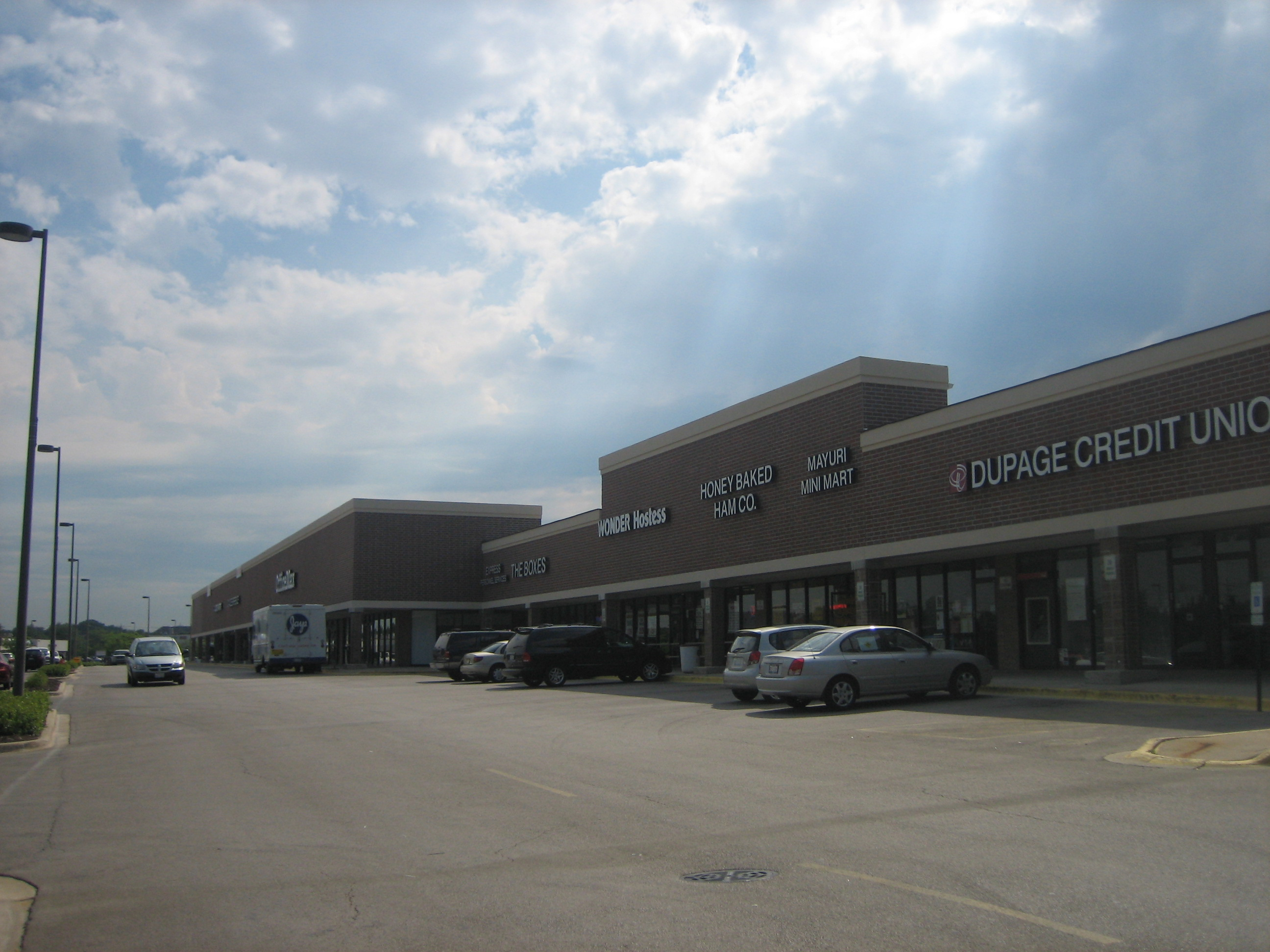 Golf Road Shopping Center (after2)