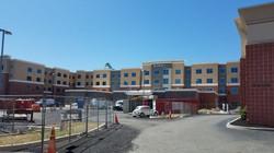 Residence Inn - Endicott & Acme thin brick