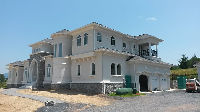 classic wall systems, stucco and stone in Virginia, stucco contractors in virginia
