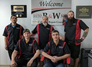 B & W Auto Body Crew