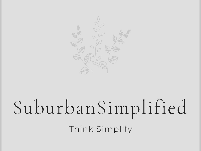 Suburban Simplified Logo