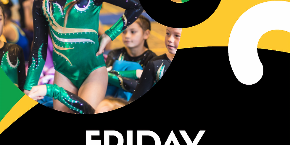 Friday Recreational 6pm-7pm 5th March