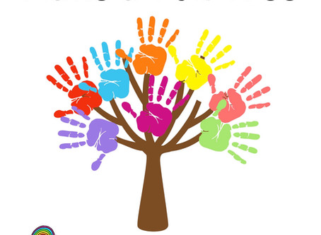 This Wellbeing Wednesday - Make a 'You Tree'