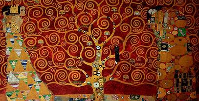 Hypnose Lisbonne - Kustav Klimt - Arbre de vie