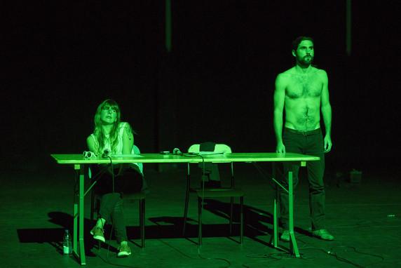 Scènes pour une conversation (c) Andrès Donadieu