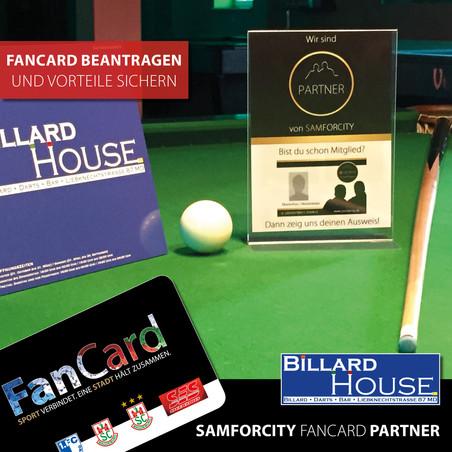 10€ Billard Flatrate / 1 Std. kostenlos spielen