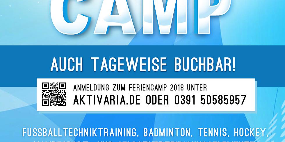 aktiVaria Feriencamp (Sommerferien 1)