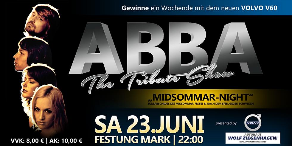 THE ABBA TRIBUTE SHOW