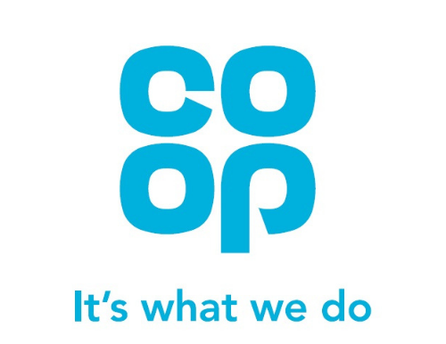 Support from Co-op!