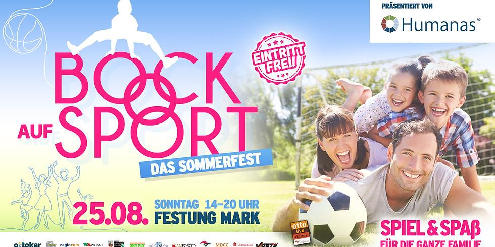 Bock Auf Sport - Das Sommerfest