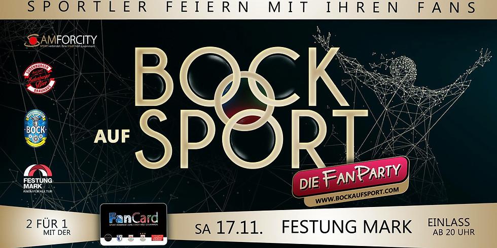 Bock Auf Sport - Die FanParty