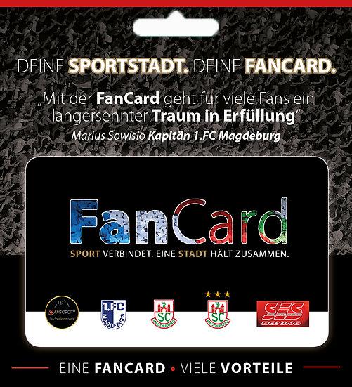 GUTSCHEIN - SAMFORCITY FanCard