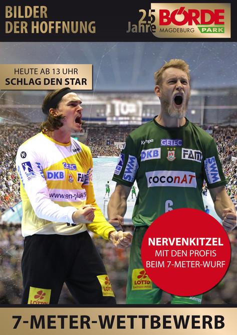 28.08 7-Meter-Wettbewerb