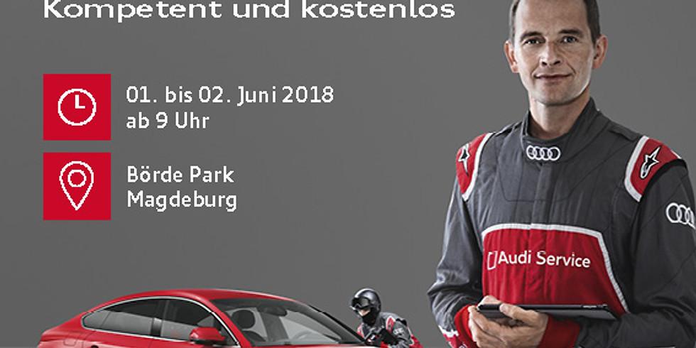 Audi Road Show