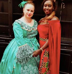 Theatre / Princess Gown