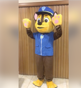 CHASE -  Paw Patrol Mascot