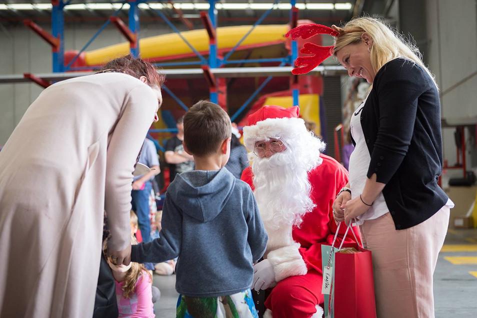 Santa Claus - Costume Hire