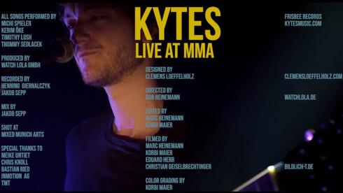 KYTES LIVE AT MIXED MUNICH ARTS 2019  FUL SET