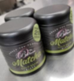 B Sweet Matcha Green Tea Powder