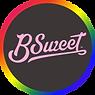 B Sweet Circle Themed Web Logos 2020-Pri