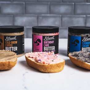 NOW SHIPPING OUR BUTTERS