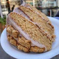 Teddy Crahams Cake